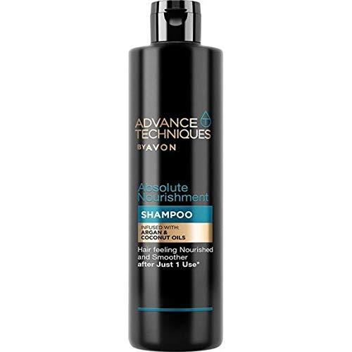 Avon Advance Techniques Shampoo Arganöl 400ml