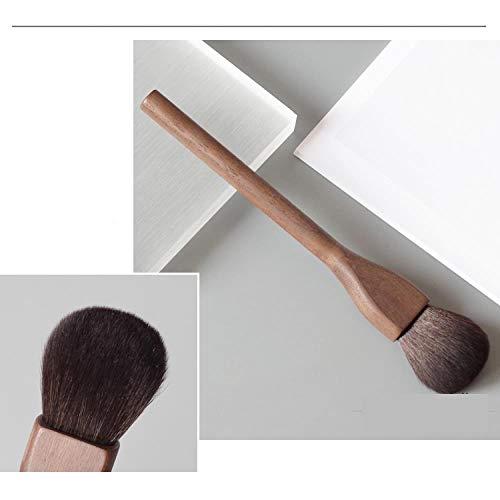 Pinceau En Poudre En Vrac Pinceau Blush Flush Super Soft Hair Trimming Brush Foundation Brush Brush Brush, Flat Head Blush Brush