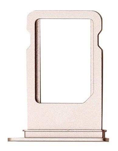 Desconocido Bandeja SIM para iPhone 7, A1660, A1778, Soporte Adaptador Porta Tarjeta...