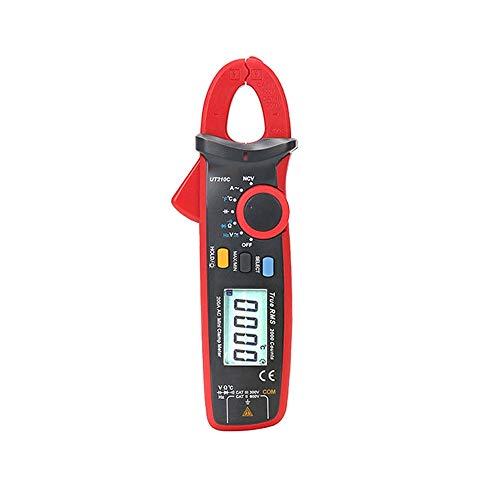 Preisvergleich Produktbild W.Z.H.H.H Elektronischer Multimeter UT210A / B / C / D / E Mini-Multimeter-Digitalzangen-Multimeter DC-Voltmeter Amperemeter DC-Zangen-Meter (Color : Multi-Colored,  Size : UT210D)