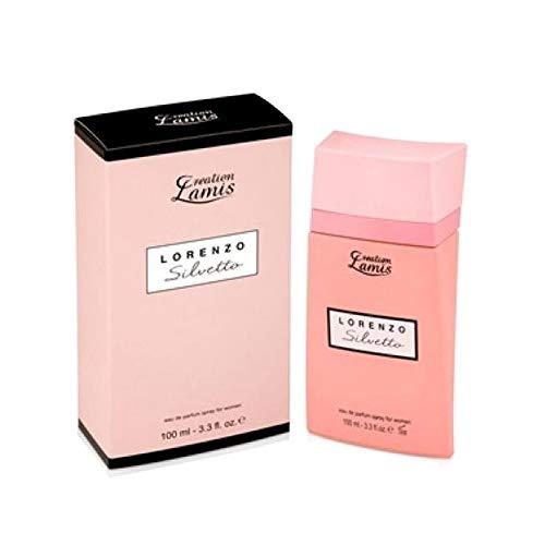 Eau de Parfum Lamis Lorenzo Silvetto 100 ml
