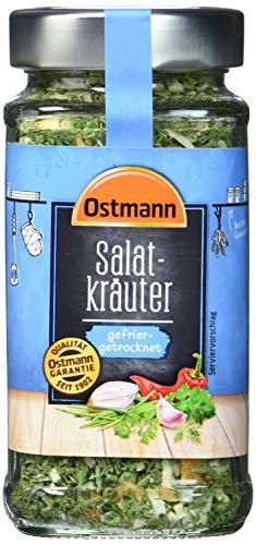 Ostmann Salatkräuter gefriergetrocknet, 3er Pack (3 x 24 g)