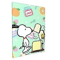 スヌーピー Snoopy (168) アートパネル ポスター キャンバス 壁飾り キャンバス絵画 モダン フレーム装飾画 壁画 部屋飾り 新築飾り 個性ギフト おしゃれ 贈り物(30cm*40cm)