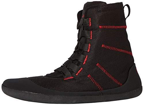 Sole Runner Unisex-Erwachsene Transition 2 Chukka Boots, Schwarz (black/red 05), 43 EU