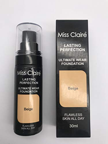 Miss Claire Ultimate Wear Foundation 36 Beige