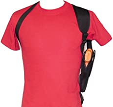 Vertical Carry Shoulder Holster for Original S&W M&P Shield with 3.1