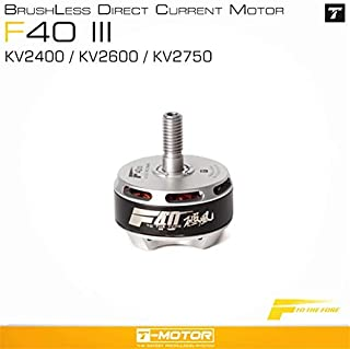 Part & Accessories T-Motor F40 III 2306 2400KV 2600KV 2750KV Brushless Motor for 210 220 250 260 RC Models Multicopter Quadcopter FPV Drones - (Color: 2pcs 2400KV)