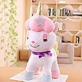 N / A Linda y Hermosa pequea Bestia Juguete de Peluche Suave Animal de Peluche durmiendo Pony mueca mueca beb acompaa Juguete Pareja Regalo para nios 50 cm