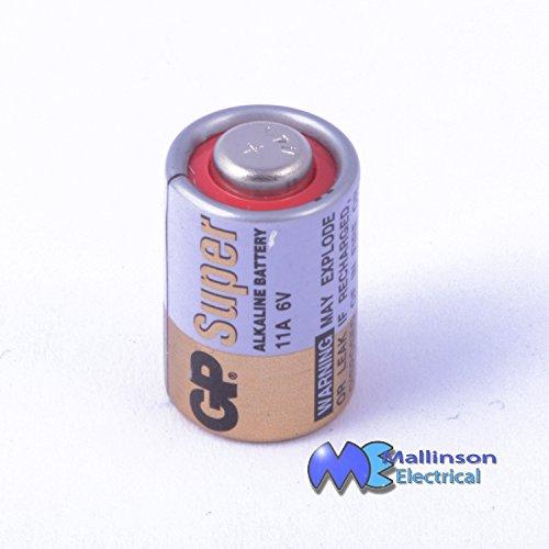 GP Super 11A Alkaline 6V Batterie MN11 A11 GP11A E11A L1016