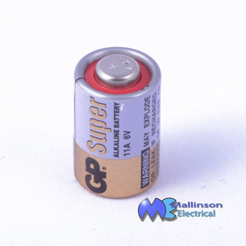 GP Super 11A Alkaline 6V Batterie MN11A11GP11A E11A L1016