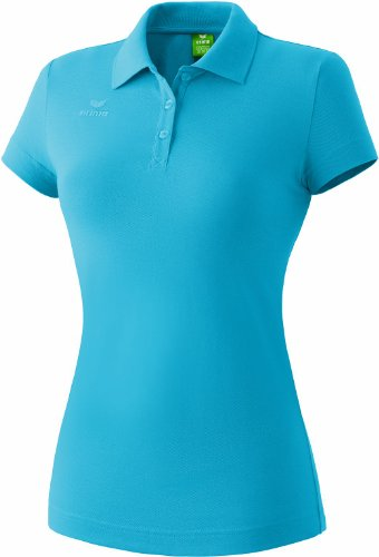 Erima Damen Teamsport Poloshirt T-shirts & Polos, Curacao, 40