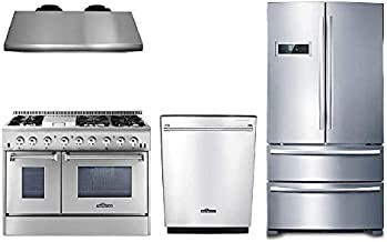 Thor Kitchen 4-Piece Package with 48