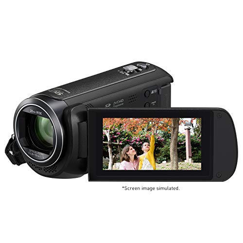Panasonic HC-V380K Full HD Camcorder...