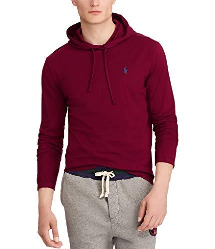 Polo Ralph Lauren Men's Big and Tall Jersey Knit T-Shirt Hoodie