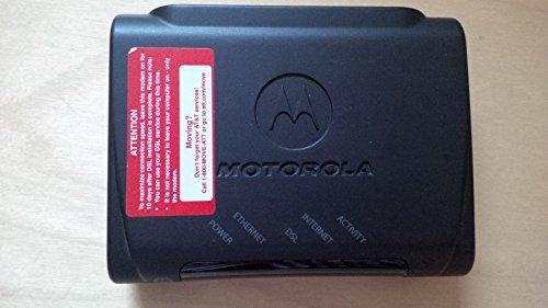 At&t High Speed Internet Motorola DSL Modem 2210-02-1att Style Mipdsla
