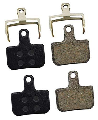 2 pares de pastillas de freno de bicicleta de montaña Para AVID Elixir y DB SRAM LEVEL TL y T/Sram Force eTap AXS Pastillas de freno Almohadillas de disco de bicicleta