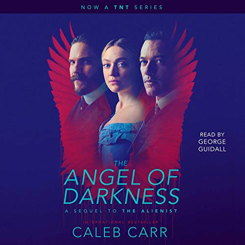 The Angel of Darkness  By  cover art