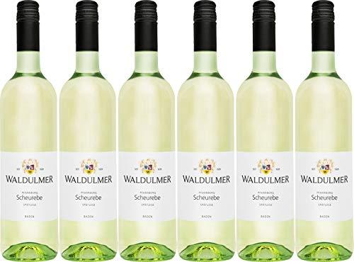 Waldulmer Winzergenossenschaft Waldulmer Pfarrberg Scheurebe Spätlese 2018 (6 x 0.75 l)