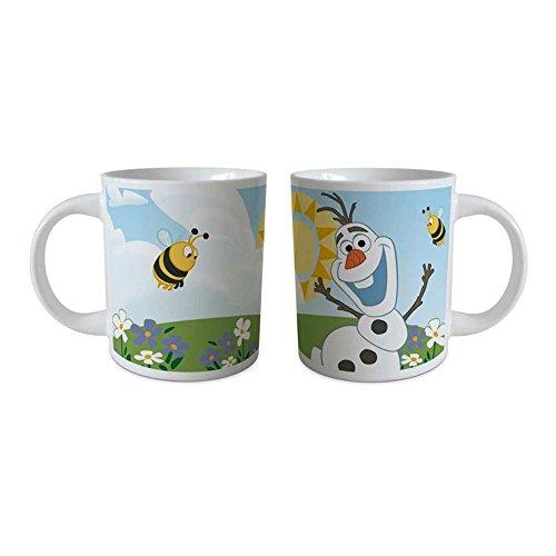 Taza Frozen Disney Olaf Ceramica