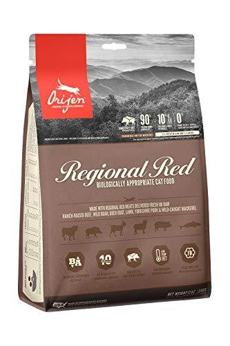 ORIJEN Dry Cat Food, Regional Red, Biologically...