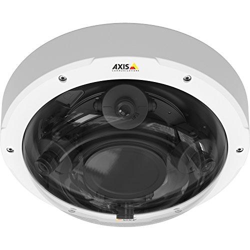 Axis P3707-PE Cámara de seguridad IP Interior y exterior Almohadilla Blanco 1920 x 1080 Pixeles - Cámara de vigilancia (Cámara de seguridad IP, Interior y exterior, Almohadilla, Blanco, Techo,