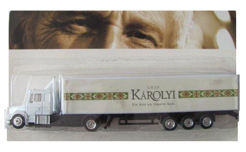 Graf Károlyi Nr.01 - Ein Wein wie Ungarns Seele - MAN Phönix - Sattelzug
