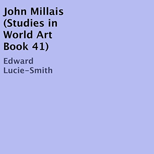 John Millais audiobook cover art