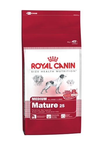 Royal Canin Medium Mature, 7 + – Nourriture pour Chien
