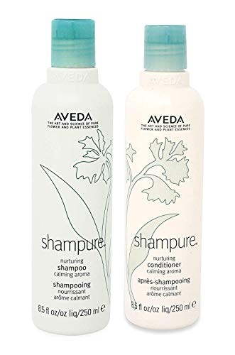 Aveda Shampure Nurturing Shampoo & Nurturing Conditioner Duo 8.5oz Set Set