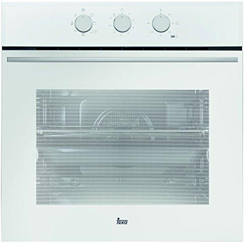 Teka total color - Horno multifunción hsb-610 blanco clase de eficiencia energetica a