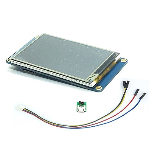 "Amazon.de - Nextion 3.2"" HMI LCD Touch Display (Aihasd)"