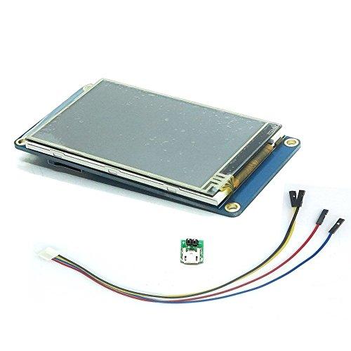 "Amazon.co.uk - Nextion 3.2"" HMI LCD Touch Display (Aihasd)"