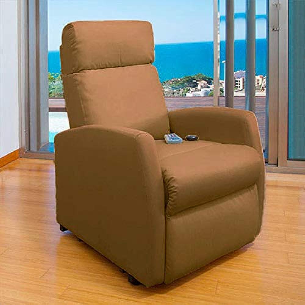 Cecotec - poltrona massaggio relax, funzione calore, 10 programmi, 10 intensità, 8 motori Varios