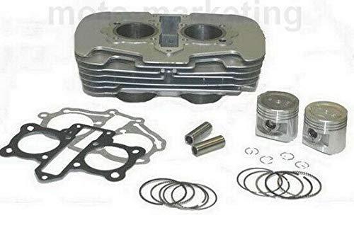 UNTIMERO 250 CCM Zylinder KIT Set KOMPLETT für BAROSSA Cheetah REX RAM Quad ATV 250 CCM Zylinderkit
