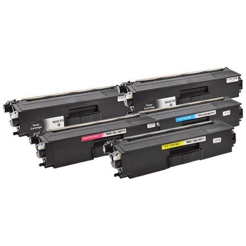 Bubprint 5 Toner kompatibel für Brother TN-325 TN-320 TN-328 für DCP-9055CDN DCP-9270CDN HL-4140CN HL-4150CDN HL-4570CDW MFC-9460CDN MFC-9465CDN