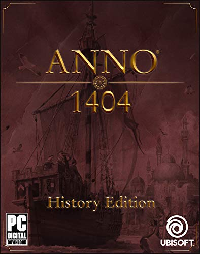 Anno 1404 History Edition – PC [Online Game Code]