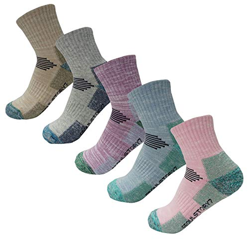 SEOULSTORY7 5-Pack Women Socks