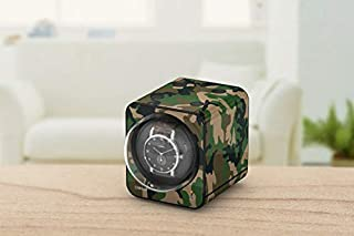 Boxy Modual Power Sharing System Watch Winder Fancy Brick Watch Winder Camouflage (with Adapter)