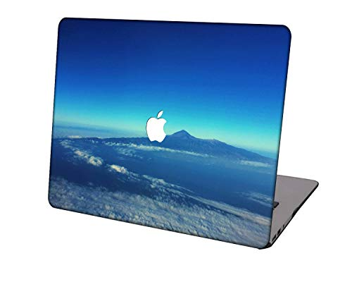 Laptop Case for New MacBook Pro 13 inch A2289/A2251/A2159/A1989/A1706/A1708,Neo-wows Plastic Ultra Slim Light Hard Shell Cover Compatible MacBook Pro 13 inch,Sky Series 0839