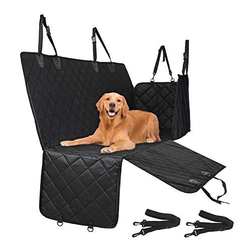 Docatgo Covers Dog Car Seats, Waterproof Dog Car Seat Cover, Dog Hammock, Universal for SUV, Truck