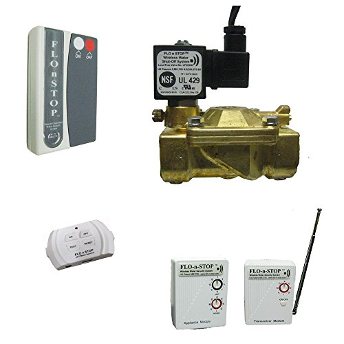 FLO-n-STOP Wireless Water Shutoff
