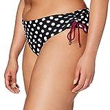 Pour Moi? Starboard Fold Adj Brief, Bas de maillot de bain Femme, noir (Black Purple), 44 (Taille fabricant: 16)