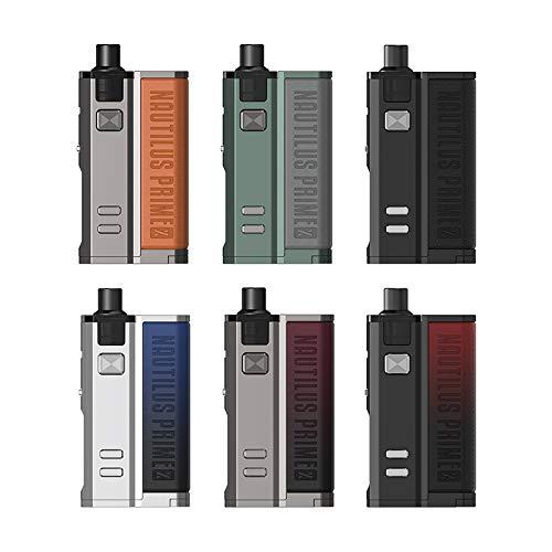 Aspire Nautilus Prime X Kit 2ml Pod con Nautilus Coils BP Coils Vaporizador electrónico de cigarrillos