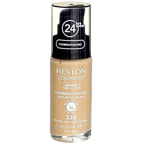 Revlon Colorstay 24 Hours Fondotinta Pelli Miste Grasse - 30 ml