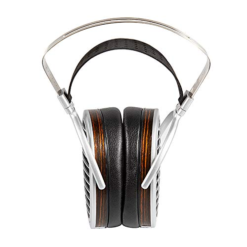HIFIMAN HE1000se Full-Size Over Ear Planar Magnetic Audiophile Adjustable Headphone Comfortable Earpads Open-Back Design Easy Cable Swapping