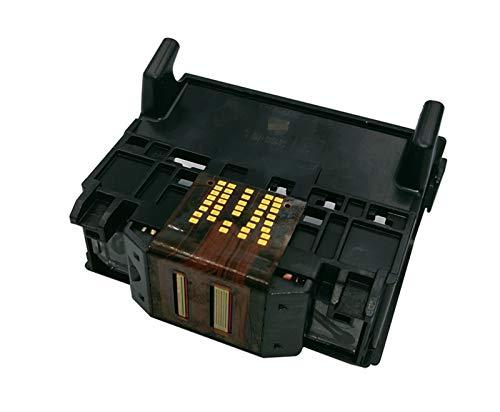 XIAOFANG 178 364 862 Cabezal de impresión de 4 Ranuras Cabezal de impresión para HP 5520 6520 3520 4610 C5388 C6388 D5468 C410D B111G B210A C410D