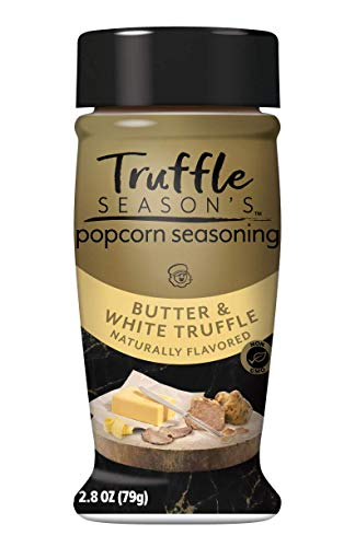 Why Should You Buy Truffle Season's Butter & White Truffle Popcorn Seasoning, 2.8 Oz