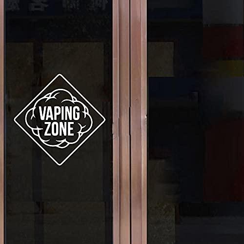Adesivo in vinile ecologico per sigaretta elettronica per bambini camera da letto decorativa naturale murale di arte della parete L 57x57cm