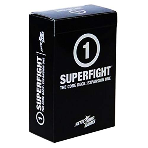 SUPERFIGHT: The Core Deck Expansion One by Superfight