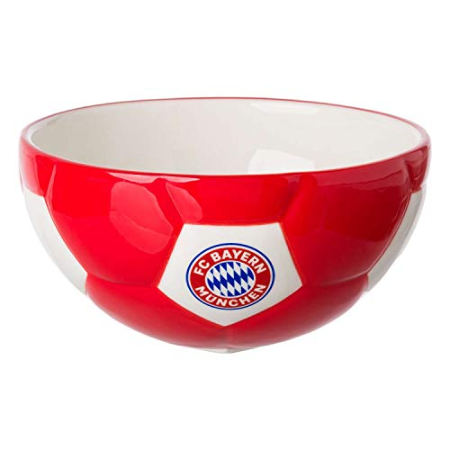 Bayern München Müslischale - Fußball - Schale kompatibel FCB - Plus Lesezeichen I Love München